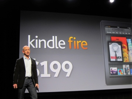 KIndle Fire Under Fire